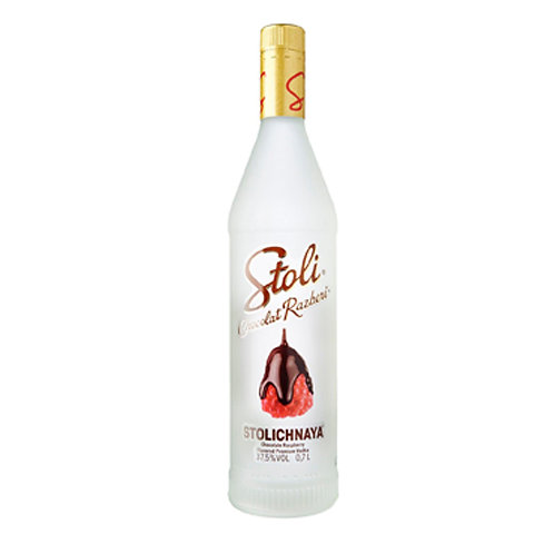 STOLICHNAYA CHOCOLATE RASPBERRY 70CL