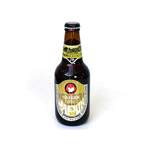 HITACHINO NEST YUZU SAISON DU JAPON 24 X 330ML