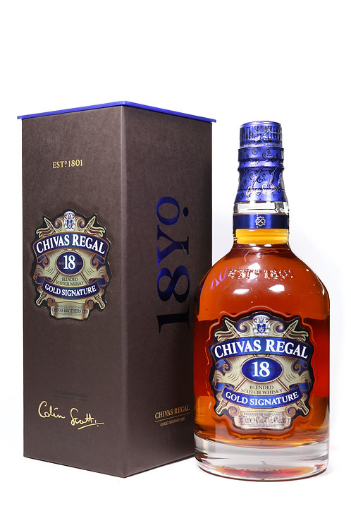 CHIVAS REGAL 18 70CL