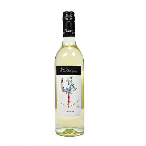 POKER FACE MOSCATO 75CL