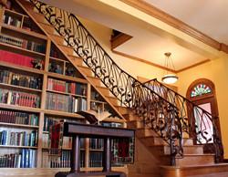 Auxier Grand Stair Railing