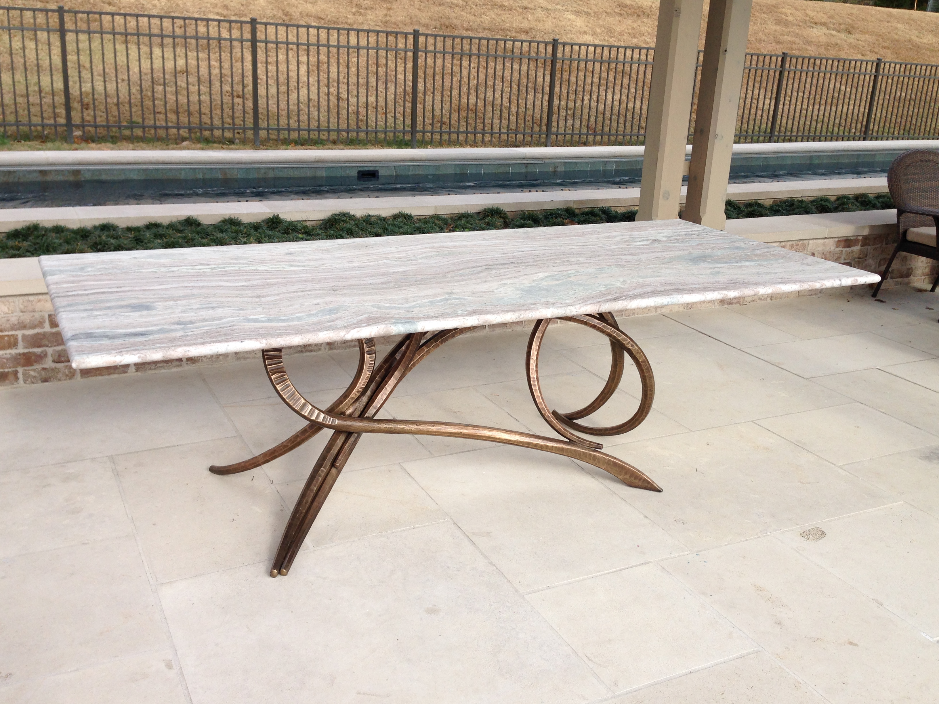 Portis Poolside Dining Table