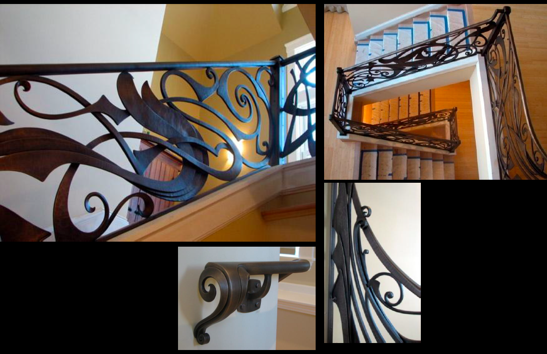 Manchester Grand Stair Railing