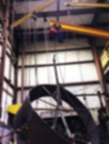 facility overhead cranes