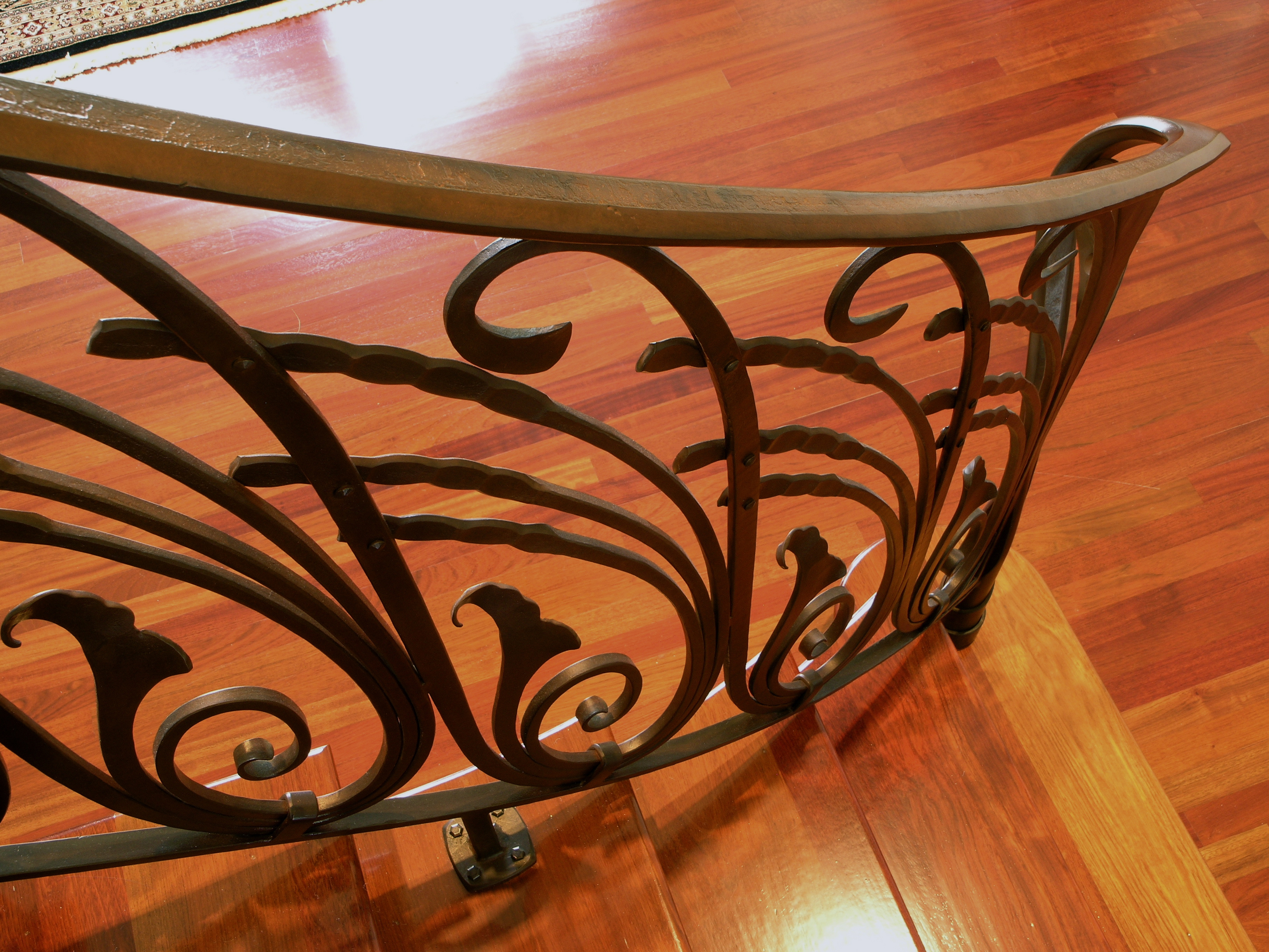 Smucker Stair Railing