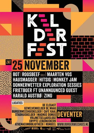 Kelderfest Poster
