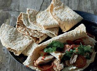 Carb-Free Gluten-Free Tortillas