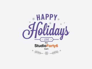 Give The Gift Of Health With A StudioForty6 Voucher!