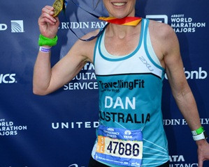 How Danielle Found Time To Complete The New York Marathon