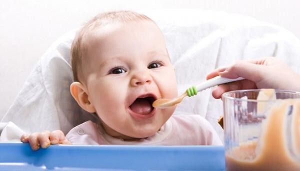 5 Receitas para Introdução Alimentar
