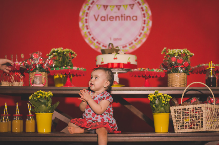 O Pic Nic da Valentina - 1 ano