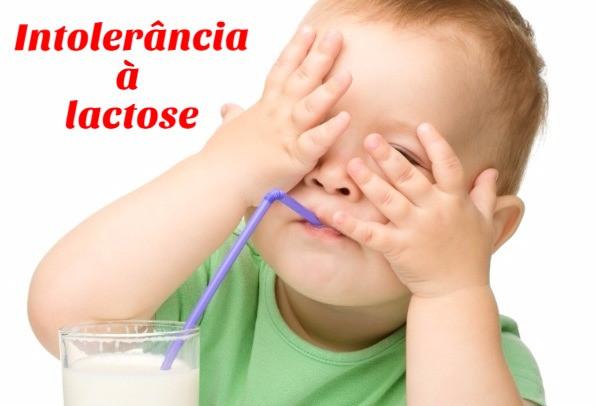 Meu filho tem intolerância à lactose, e agora?
