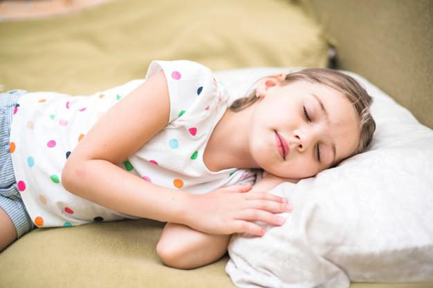 O sono infantil - Crianças acima de 2 anos