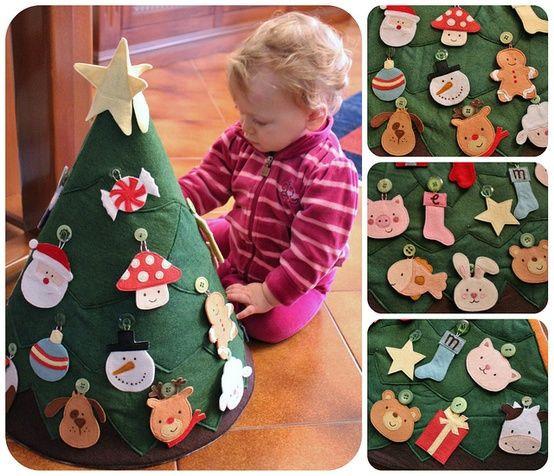 Ideias para Natal com crianças