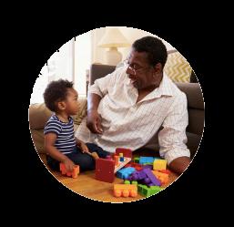 Cinco Passos para praticar ação e reação com seu filho