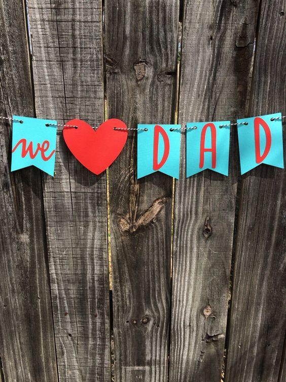 Ideias para o Dia dos Pais