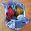 Thumbnail: Cube Bag - China Blue