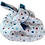Thumbnail: Knot Bag - Stars and Blue linen