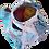 Thumbnail: Cube Bag - Cool Blossom