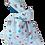 Thumbnail: Knot Bag - Woodland 1 and denim