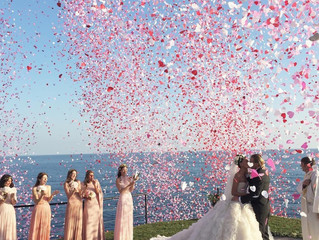 The most wow wedding in Capri- Giovanna Battaglia & Oscar Engelbert <3