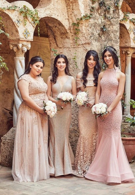 Bridesmaids Ravello
