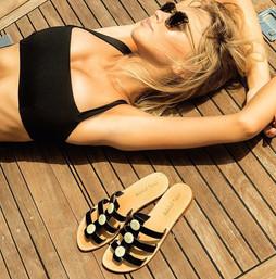 Photoshoot Capri Positano Sandals