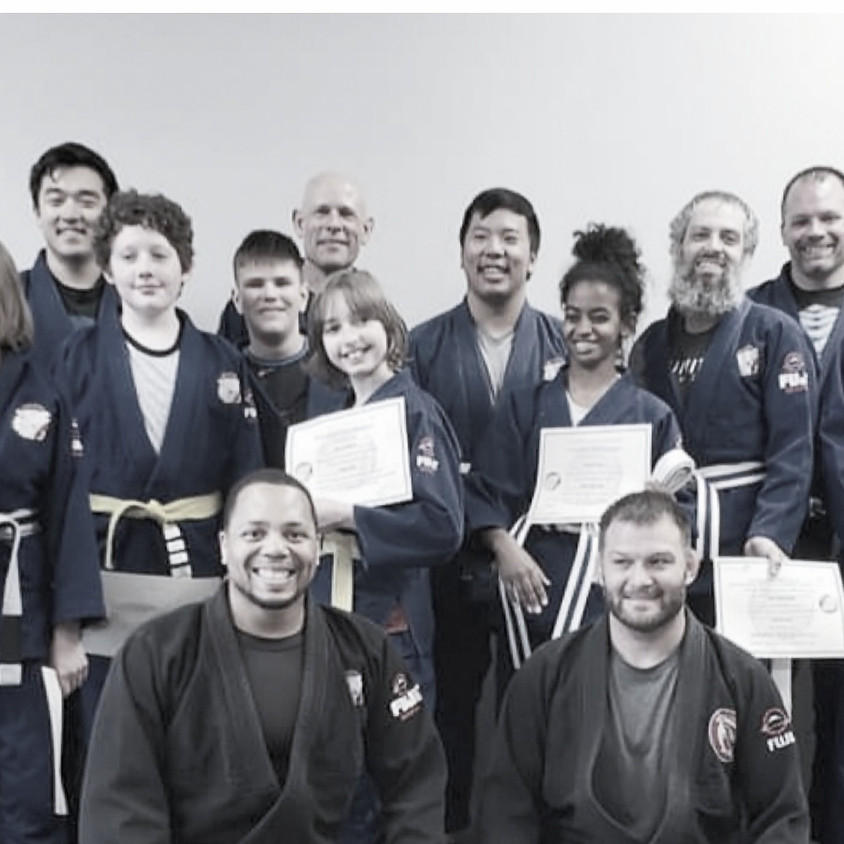 United Jiu Jitsu Fall Graduation