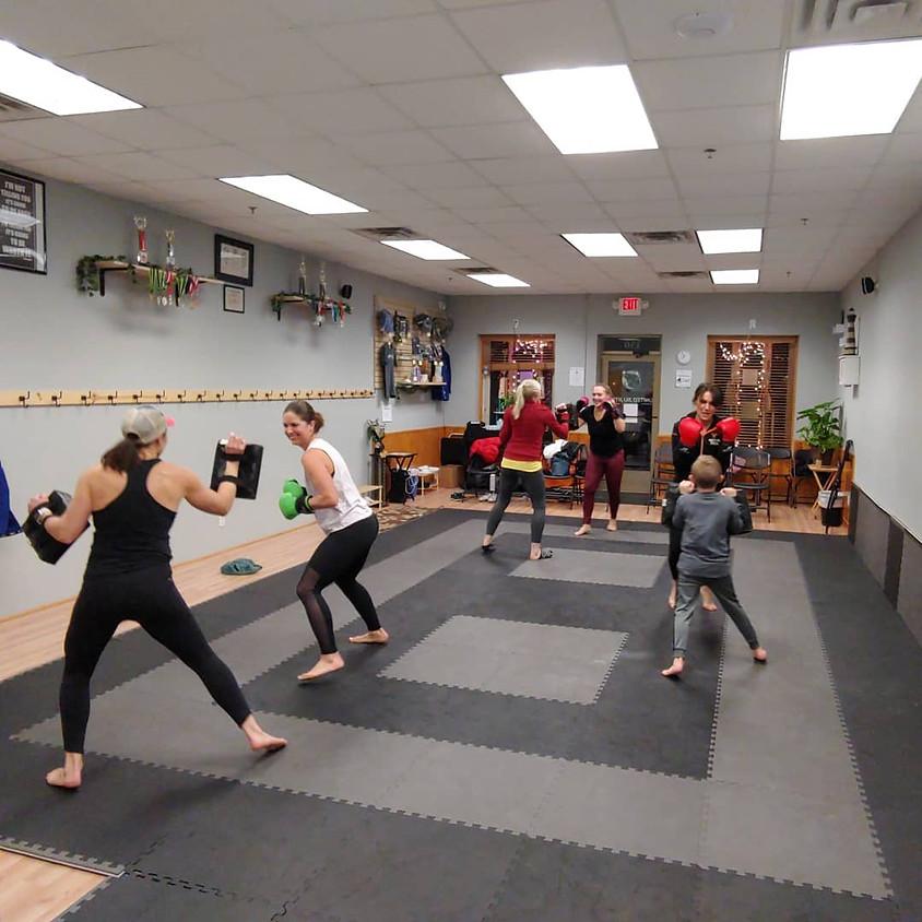 Thursday Kickboxing Class