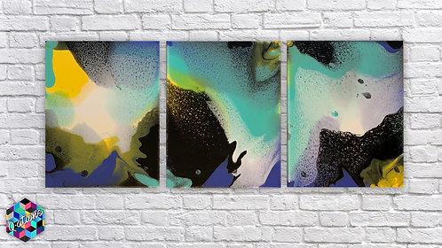 8x10 Calypso Triple Set