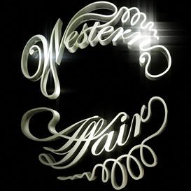 Logo for Western Affair