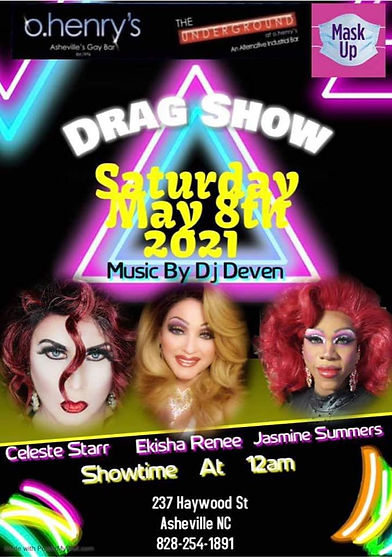 drag queens, O.Henry's drag show