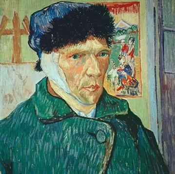"""Van Gogh'a """"Deliryum"""" tanısı"""