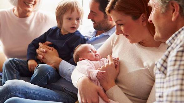 family in san ramon
