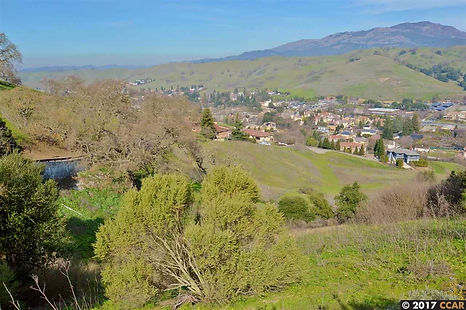 Danville Overview in California