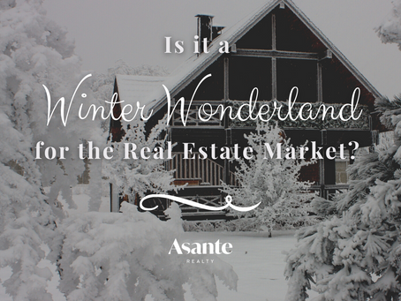 Is it a Winter Wonderland for the Real Estate Market?