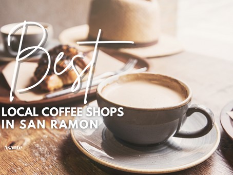 Local Coffee Shops and Cafes to Try Out in San Ramon, California!