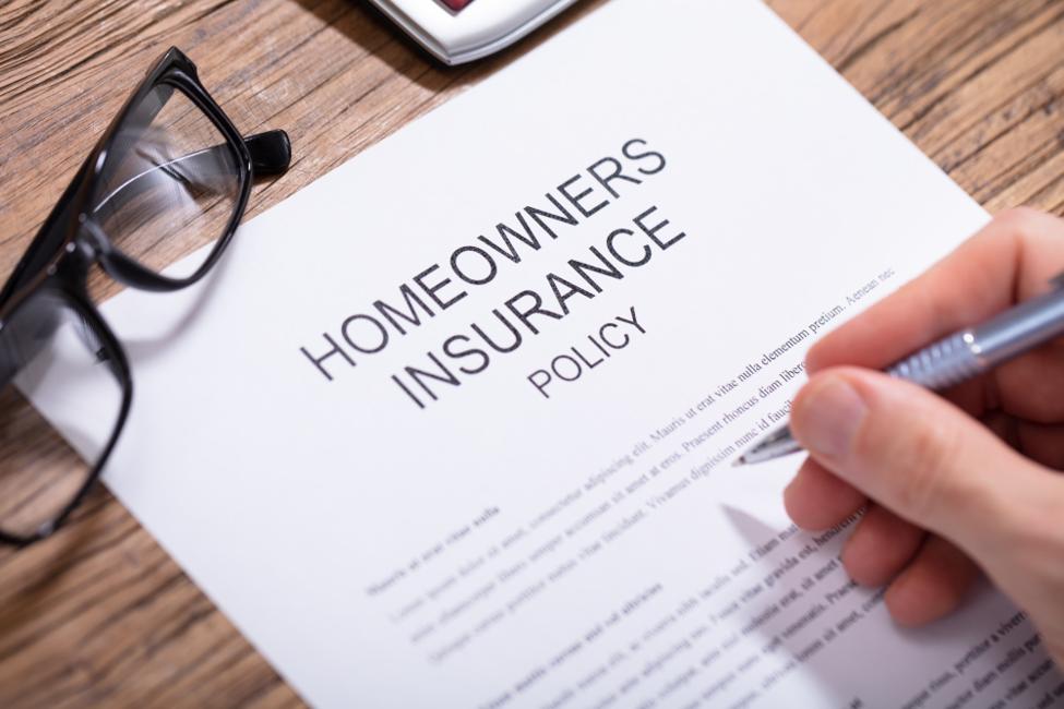 homeowners insurance policy san ramon california