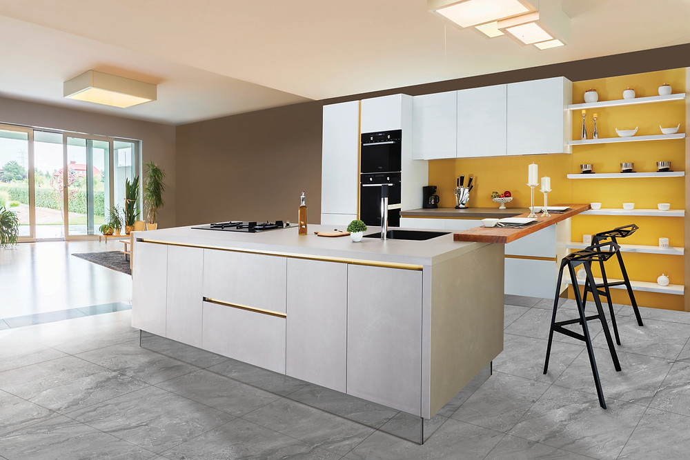 kitchen cabinets in san ramon property