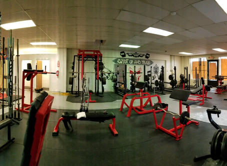 The Gym is Open!