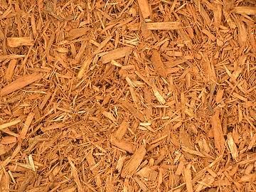 Double Shredded Gold Mulch