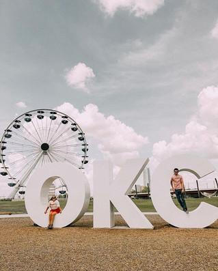 Must Visit Instagram Spots in OKC