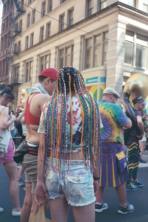 Style, World Pride, New York City, 2019