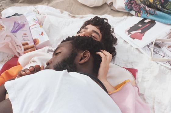 Beach Lovers, Fort Tilden, NYC, 2019