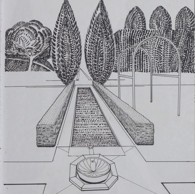 Grenada Fountain