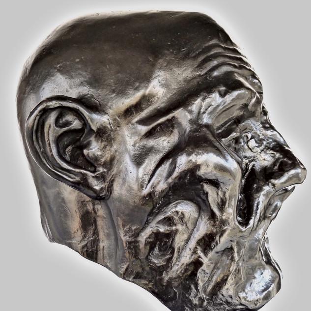 Fallen Man (Half Head), 1983