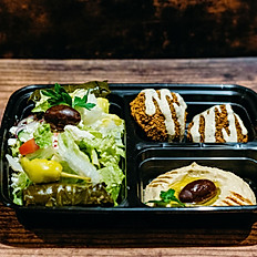 Vegetarian Boxed Lunch