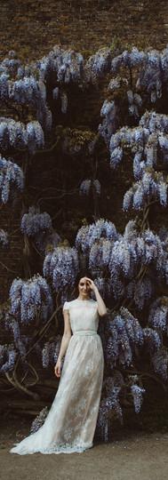 Jewish bridal shoot credit Kitty Wheeler Shaw