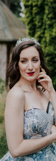 Snow White inspired shoot photo credit Joasis Photography