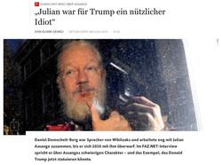 Daniel Domscheit-Berg über Assange